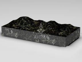 Плитка из Каменнобродского лабрадорита 600x300x80 колотая фото
