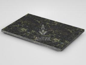 Плитка из Каменнобродского лабрадорита 600x400x20 термообработанная фото