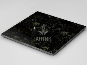 Плитка из Каменнобродского лабрадорита 600x600x20 полированная фото