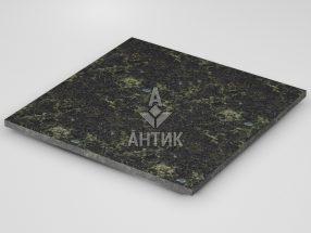 Плитка из Каменнобродского лабрадорита 600x600x20 термообработанная фото