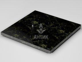 Плитка из Каменнобродского лабрадорита 600x600x30 полированная фото