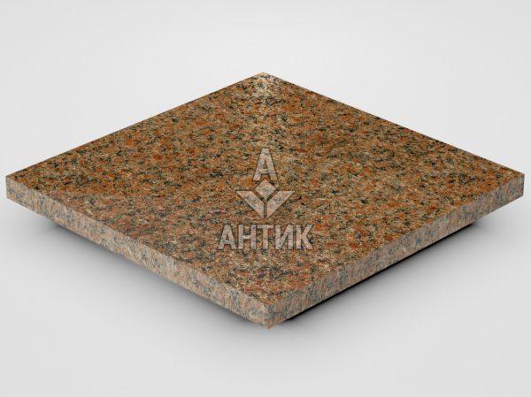 Плитка из Кишинского гранита 300x300x20 полированная фото