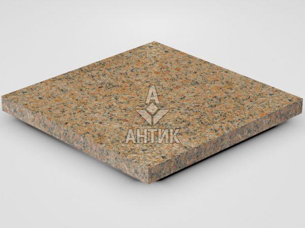 Плитка из Кишинского гранита 400x400x30 термообработанная фото