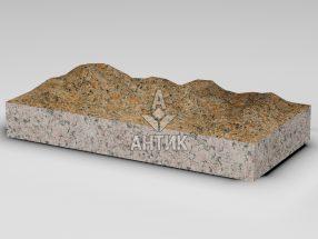 Плитка из Кишинского гранита 600x300x80 колотая фото
