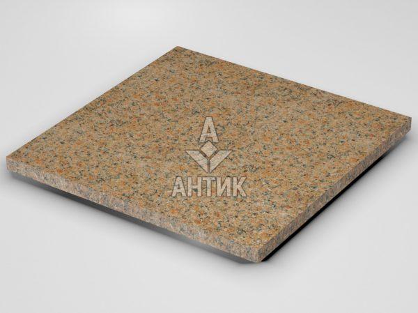 Плитка из Кишинского гранита 600x600x30 термообработанная фото