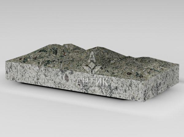 Плитка из Константиновского гранита 400x200x50 колотая фото