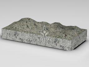 Плитка из Константиновского гранита 600x300x80 колотая фото