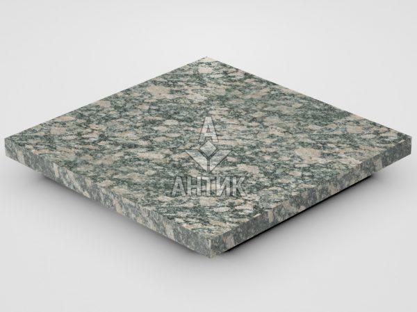 Плитка из Корнинского гранита 300x300x20 термообработанная фото