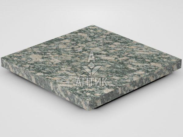 Плитка из Корнинского гранита 400x400x30 термообработанная фото