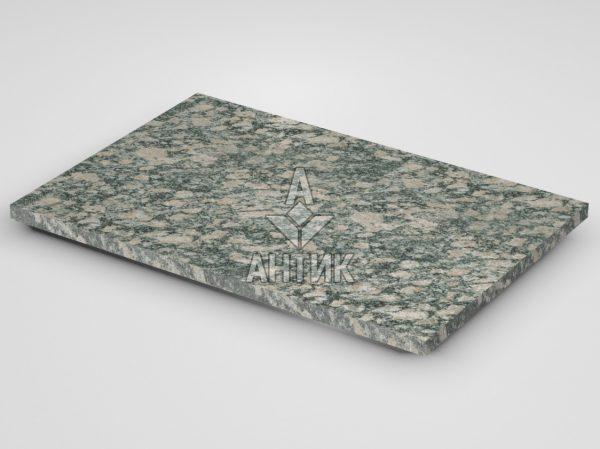 Плитка из Корнинского гранита 600x400x20 термообработанная фото