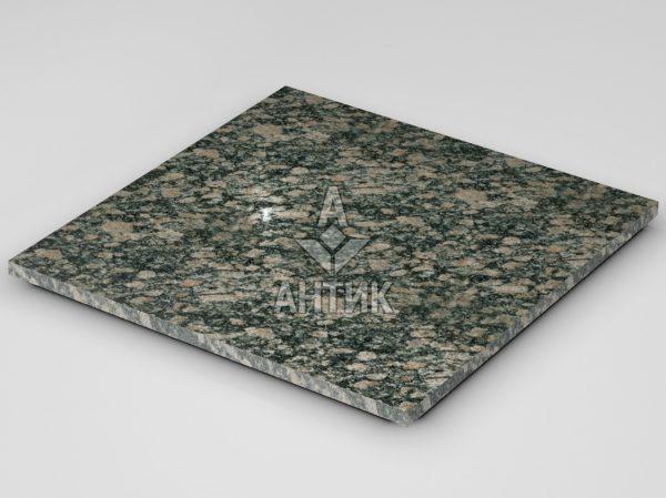 Плитка из Корнинского гранита 600x600x20 полированная фото