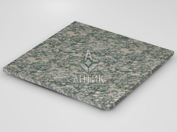 Плитка из Корнинского гранита 600x600x20 термообработанная фото