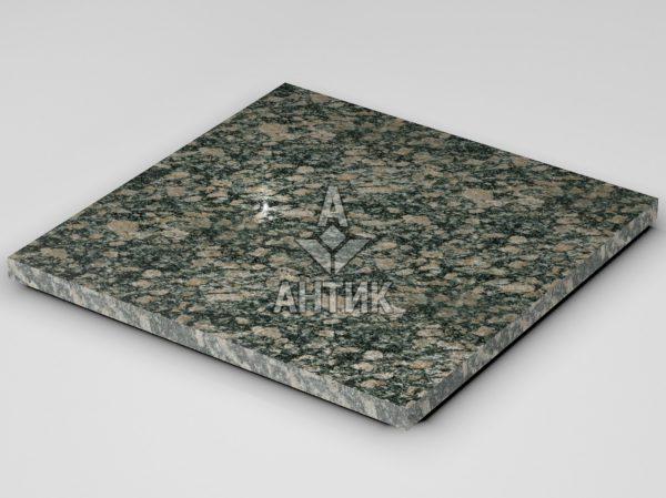Плитка из Корнинского гранита 600x600x30 полированная фото