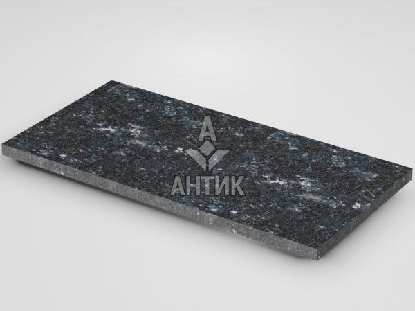 Плитка из Ковалевского лабрадорита 600x300x20 термообработанная фото