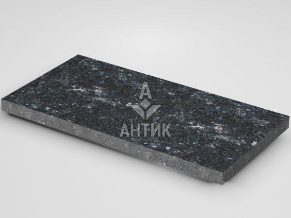 Плитка из Ковалевского лабрадорита 600x300x30 термообработанная фото