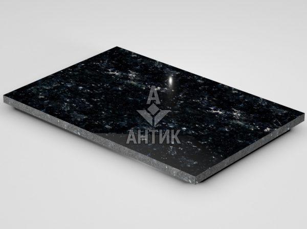 Плитка из Ковалевского лабрадорита 600x400x20 полированная фото