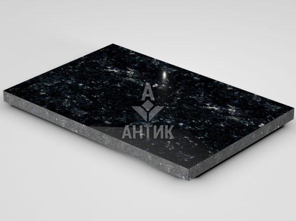 Плитка из Ковалевского лабрадорита 600x400x30 полированная фото