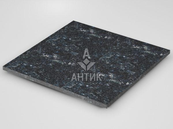 Плитка из Ковалевского лабрадорита 600x600x20 термообработанная фото