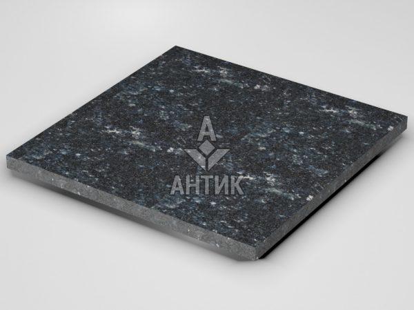 Плитка из Ковалевского лабрадорита 600x600x30 термообработанная фото