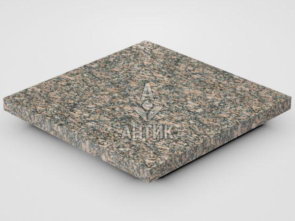 Плитка из Крупского гранита 300x300x20 термообработанная фото