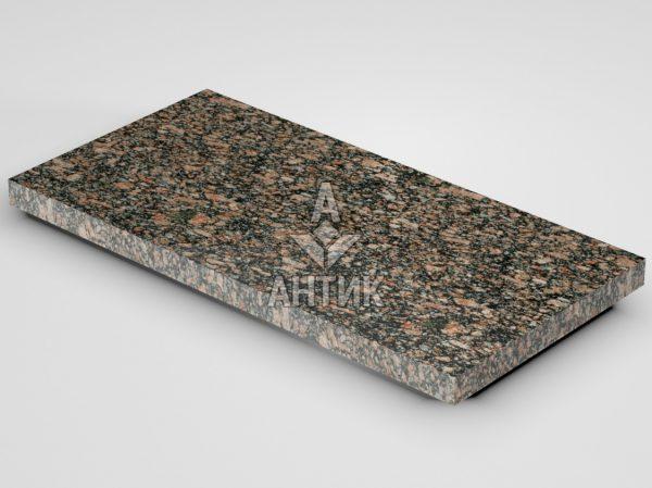 Плитка из Крупского гранита 600x300x30 полированная фото
