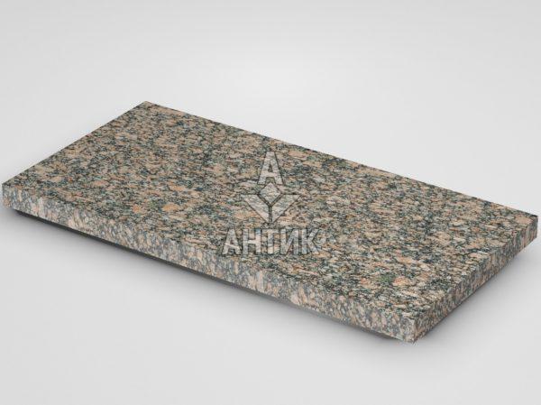 Плитка из Крупского гранита 600x300x30 термообработанная фото