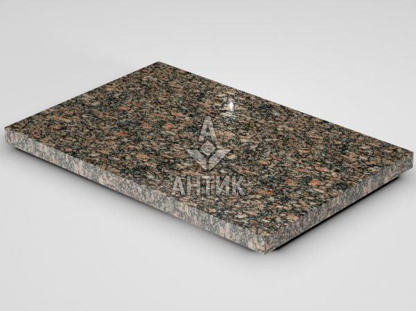 Плитка из Крупского гранита 600x400x30 полированная фото