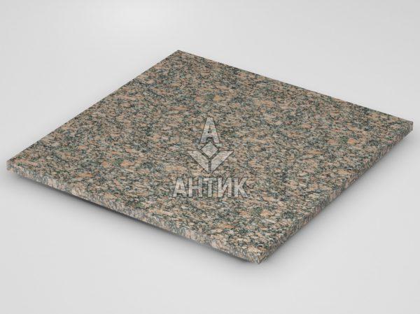 Плитка из Крупского гранита 600x600x20 термообработанная фото