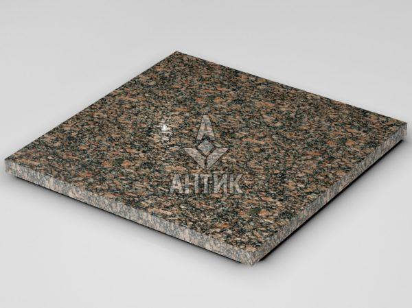 Плитка из Крупского гранита 600x600x30 полированная фото
