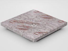 Плитка из Крутневского гранита 300x300x20 термообработанная фото