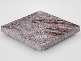 Плитка из Крутневского гранита 300x300x30 полированная фото