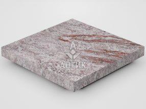 Плитка из Крутневского гранита 300x300x30 термообработанная фото