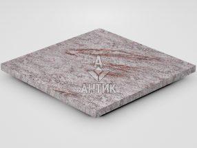 Плитка из Крутневского гранита 400x400x20 термообработанная фото