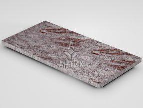 Плитка из Крутневского гранита 600x300x20 полированная фото