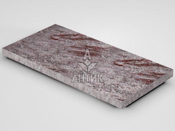 Плитка из Крутневского гранита 600x300x30 полированная фото