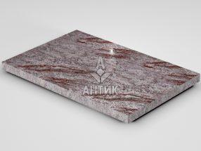 Плитка из Крутневского гранита 600x400x30 полированная фото
