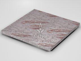 Плитка из Крутневского гранита 600x600x30 термообработанная фото