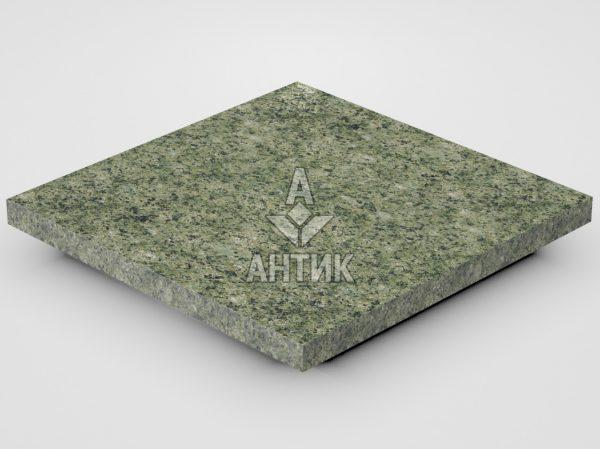 Плитка из Ланового гранита 300x300x20 термообработанная фото