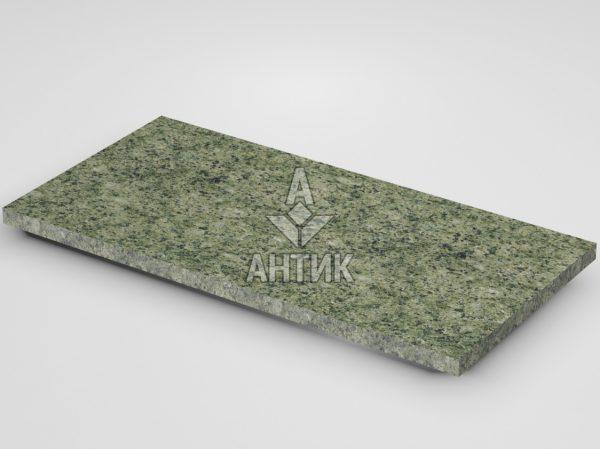 Плитка из Ланового гранита 600x300x20 термообработанная фото