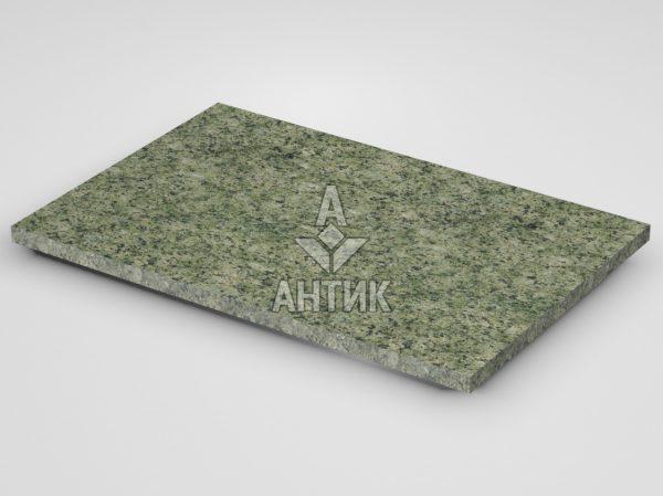 Плитка из Ланового гранита 600x400x20 термообработанная фото