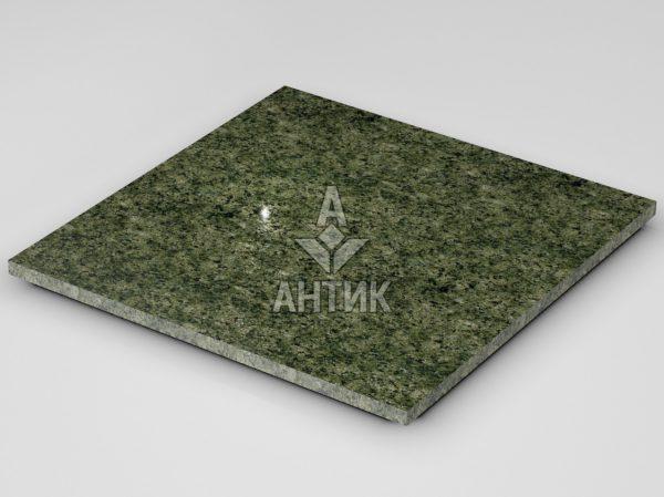 Плитка из Ланового гранита 600x600x20 полированная фото