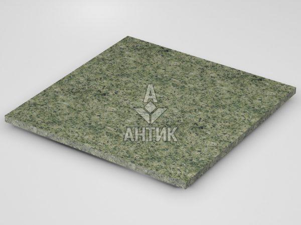 Плитка из Ланового гранита 600x600x20 термообработанная фото