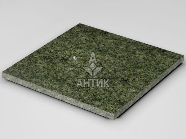 Плитка из Ланового гранита 600x600x30 полированная фото
