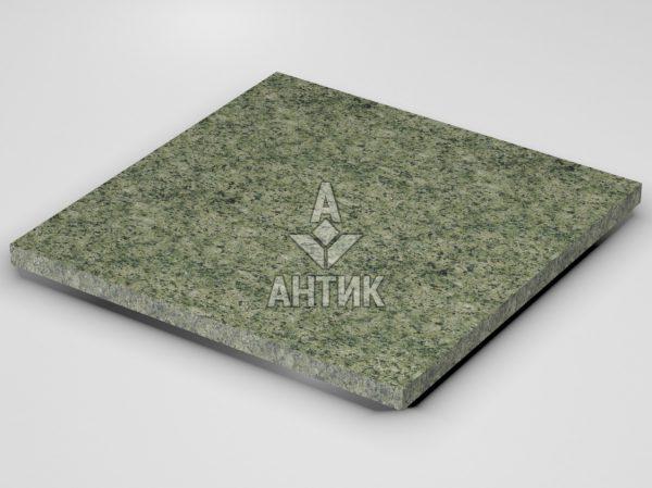 Плитка из Ланового гранита 600x600x30 термообработанная фото