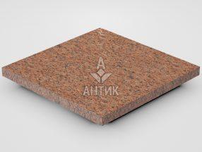 Плитка из Лезниковского гранита 300x300x20 термообработанная фото