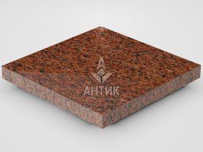 Плитка из Лезниковского гранита 300x300x30 полированная фото