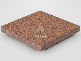 Плитка из Лезниковского гранита 300x300x30 термообработанная фото