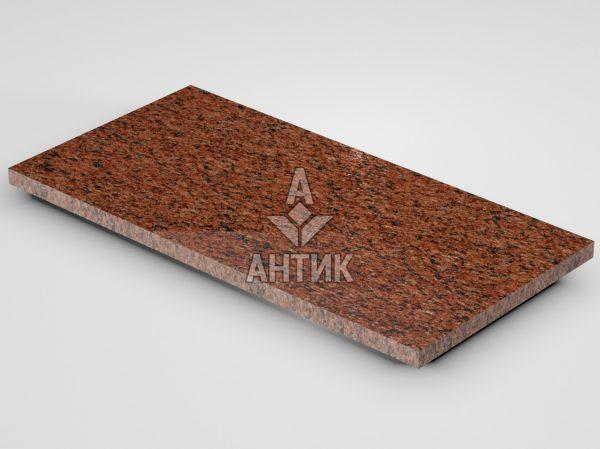 Плитка из Лезниковского гранита 600x300x20 полированная фото