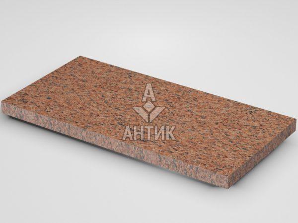 Плитка из Лезниковского гранита 600x300x30 термообработанная фото