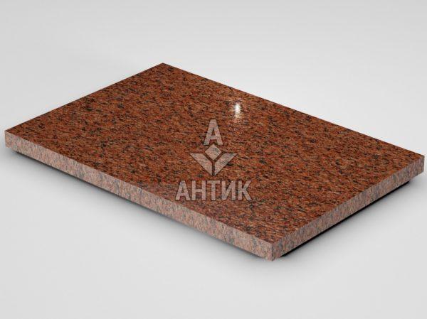 Плитка из Лезниковского гранита 600x400x30 полированная фото